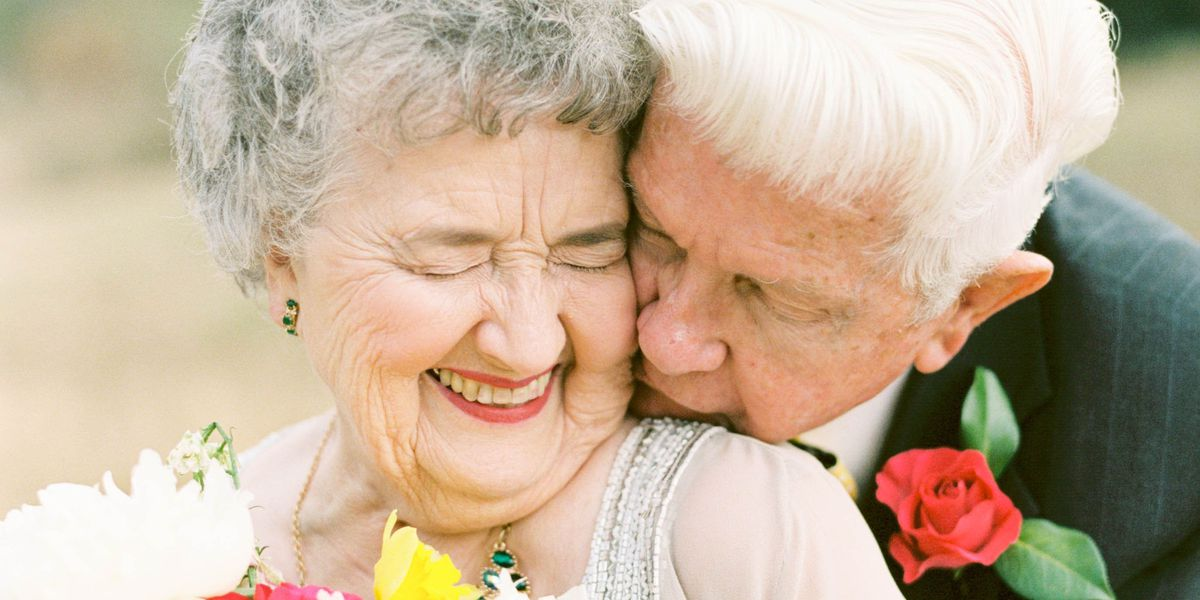 TX woman's photoshoot showcases grandparents' 60+ years of marriage