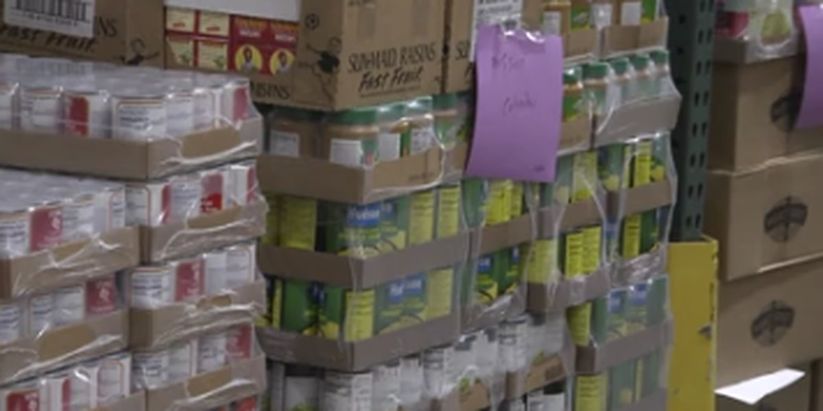 Feeding the Valley Food Bank in need of donations during COVID-19 pandemic