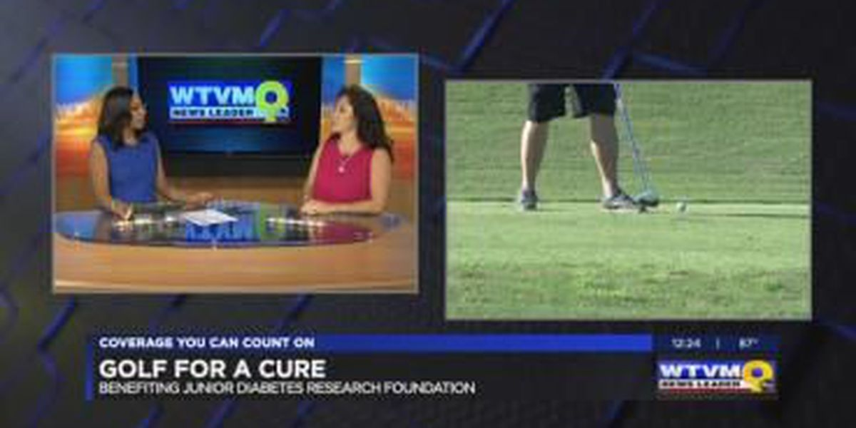 SEGMENT: JDRF hosts 'Golf for a Cure' event