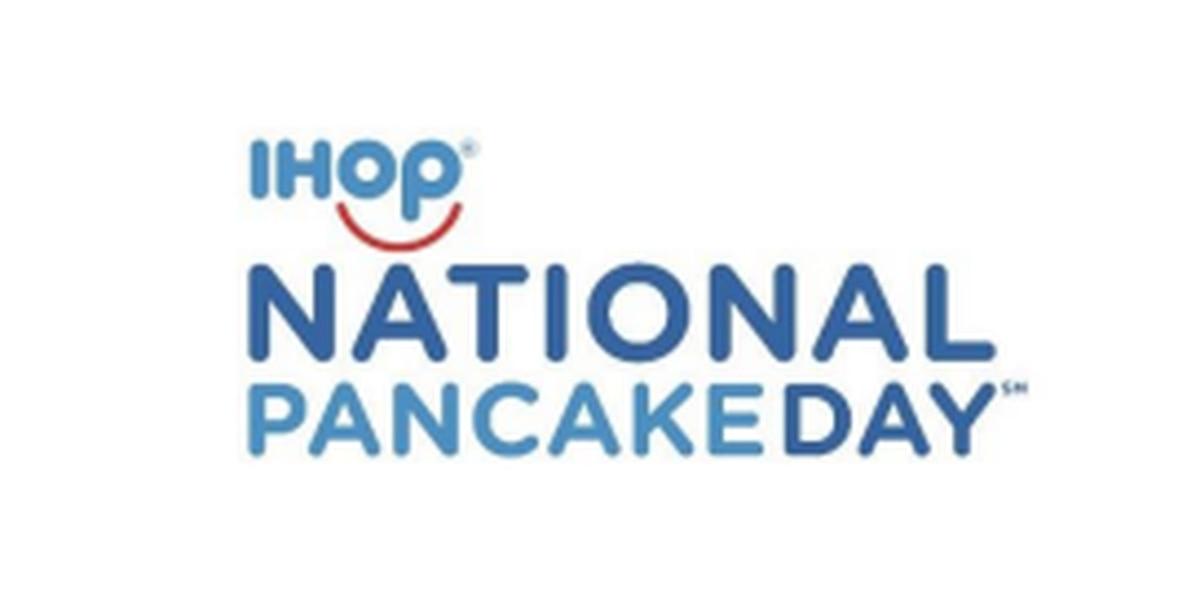 IHOP restaurants around Columbus to raise money for National Pancake Day