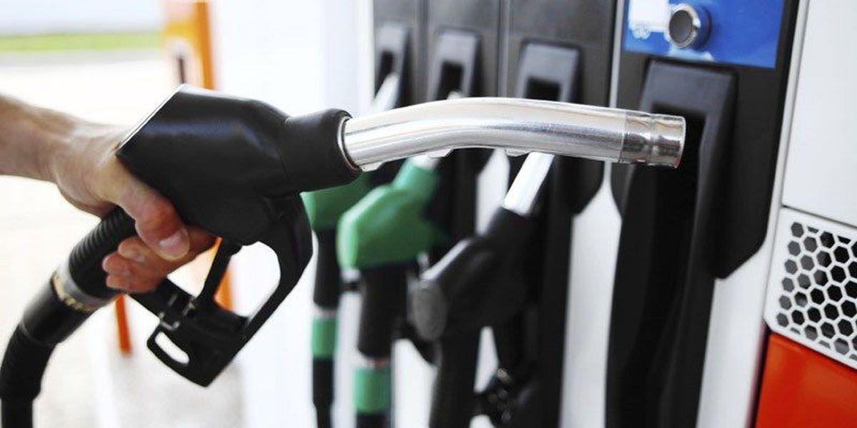 Columbus, East AL gas prices decrease ahead of Thanksgiving