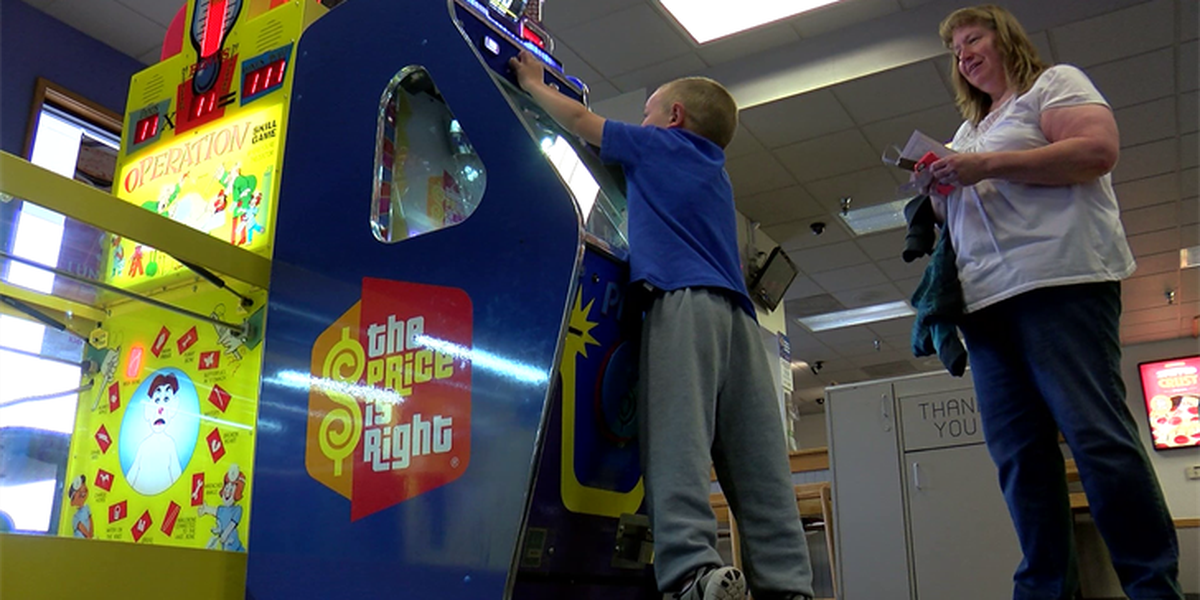 Parents spread the word of Sensory Sensitive Sundays at Chuck E. Cheese