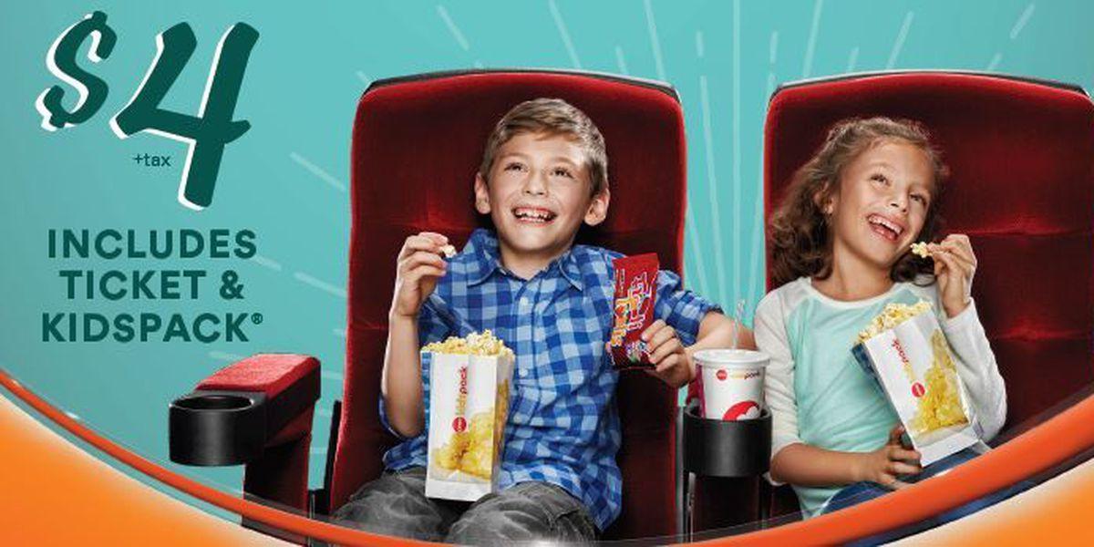 AMC Theatres announces summer movie camp