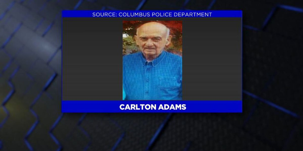 Missing Columbus man found