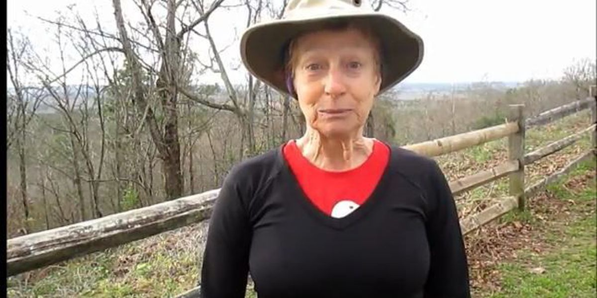 Columbus woman, 71, to hike the entire Appalachian Trail