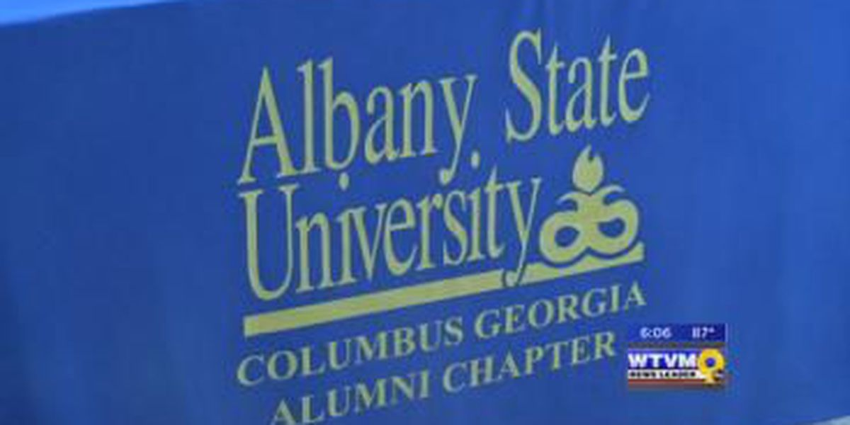 Albany State scholarship luncheon recognizes future students