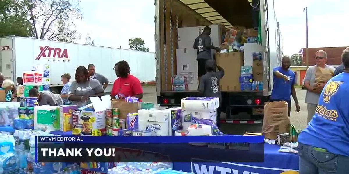 WTVM Editorial 10/30/19: A thank you for Michael relief