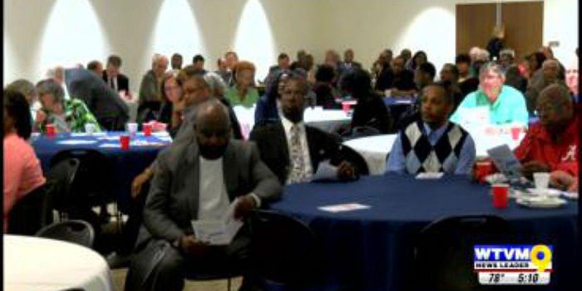 Phenix City hosts Mayor's Unity in Prayer Breakfast
