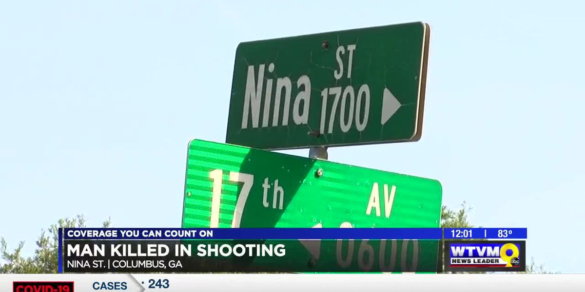 Man killed in early morning shooting on 17th Ave. in Columbus