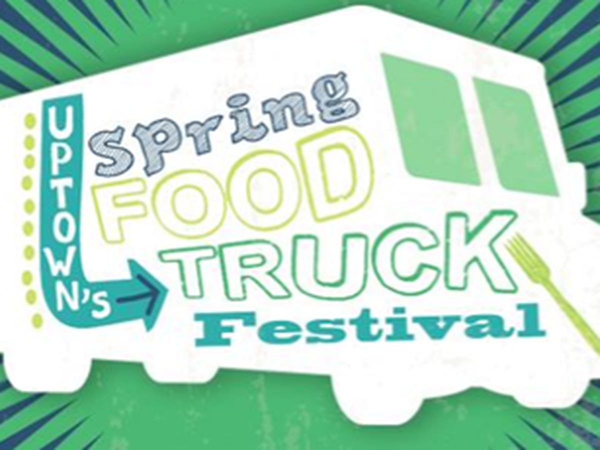 Volunteers needed for Uptown's Spring Food Truck Festival