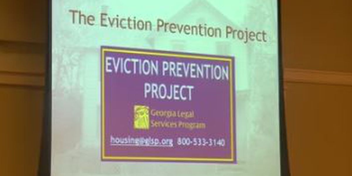 Georgia Legal Services Program hosts forum on the eviction process in Columbus