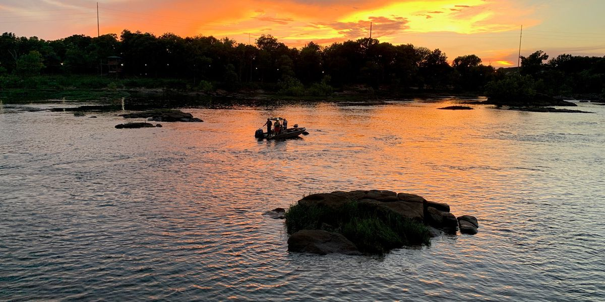 Search underway for 6-year-old child in Chattahoochee River