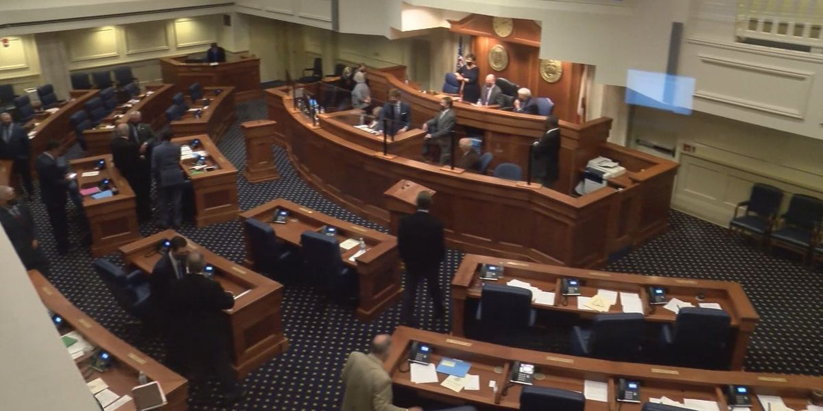 Alabama Senate passes bill banning transgender treatments for minors