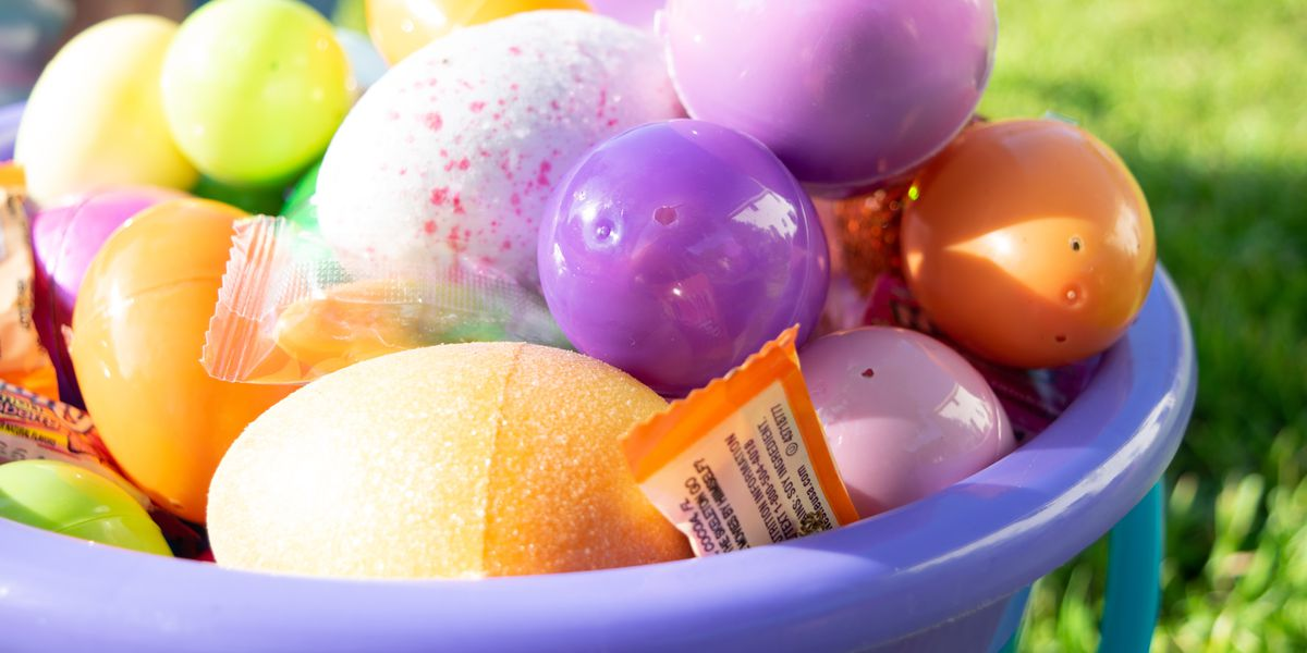 Families come together for Easter on the Square event in Opelika