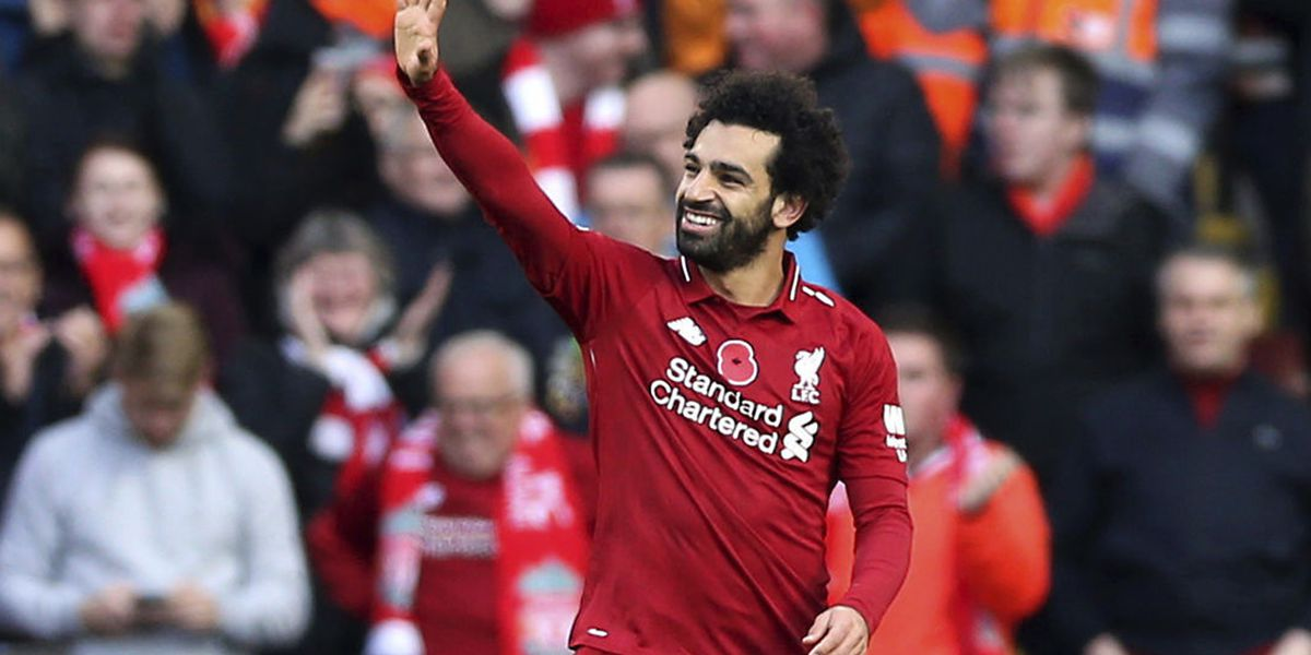 Salah nets for quick-thinking Liverpool in 2-0 win vs Fulham