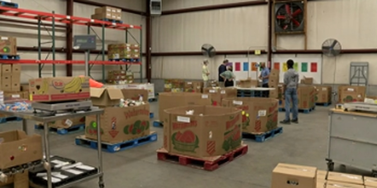 Local food banks face tough challenges, donation shortages