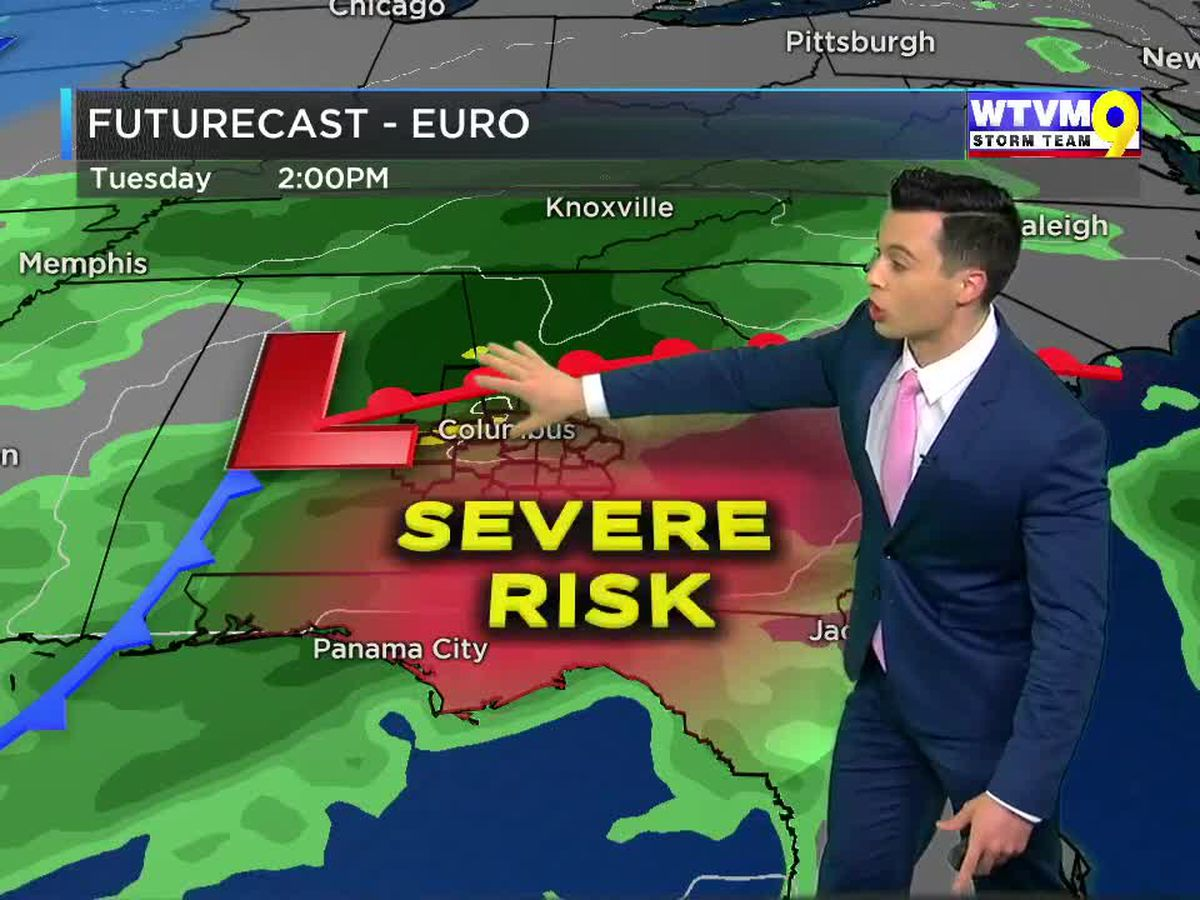Severe Threat Tomorrow