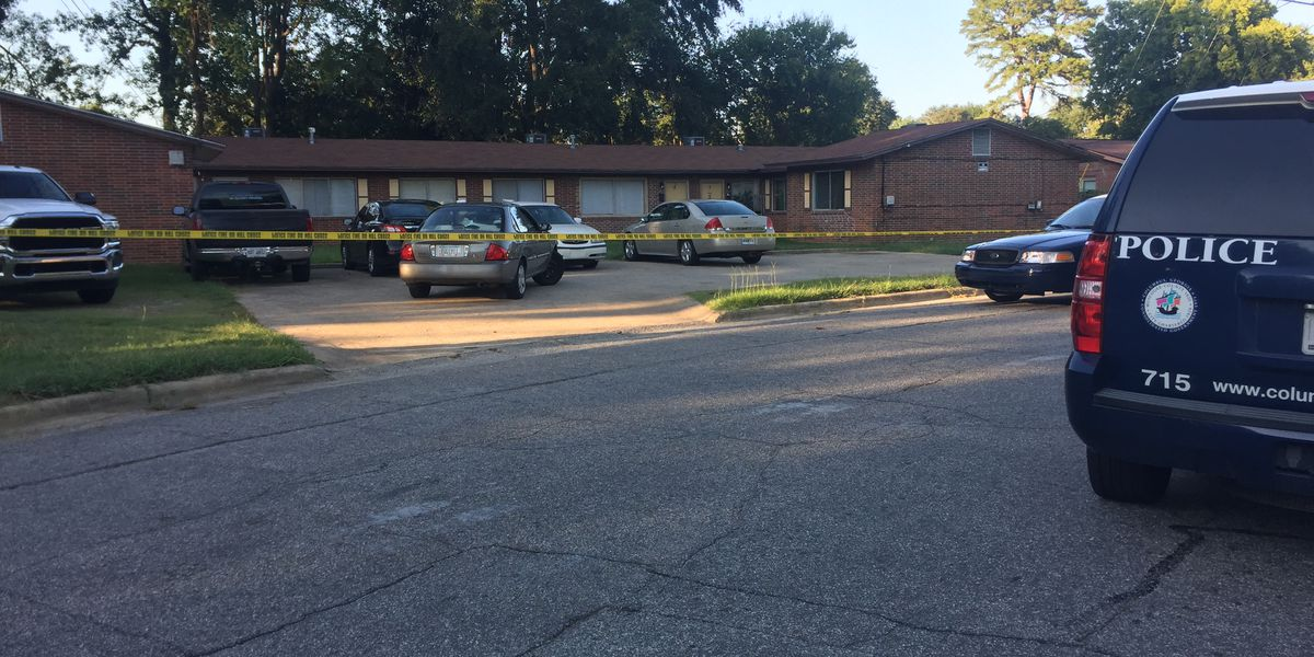 Columbus police investigating shooting at Ruben St. apartment complex