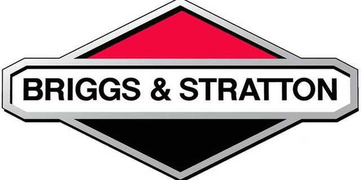Briggs & Stratton manufacturing company in Auburn hosting hiring fair