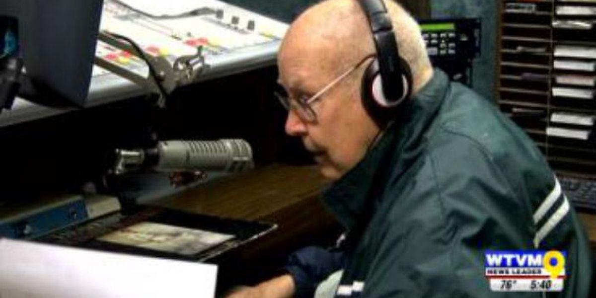 Auburn DJ celebrates 60 years at WAUD