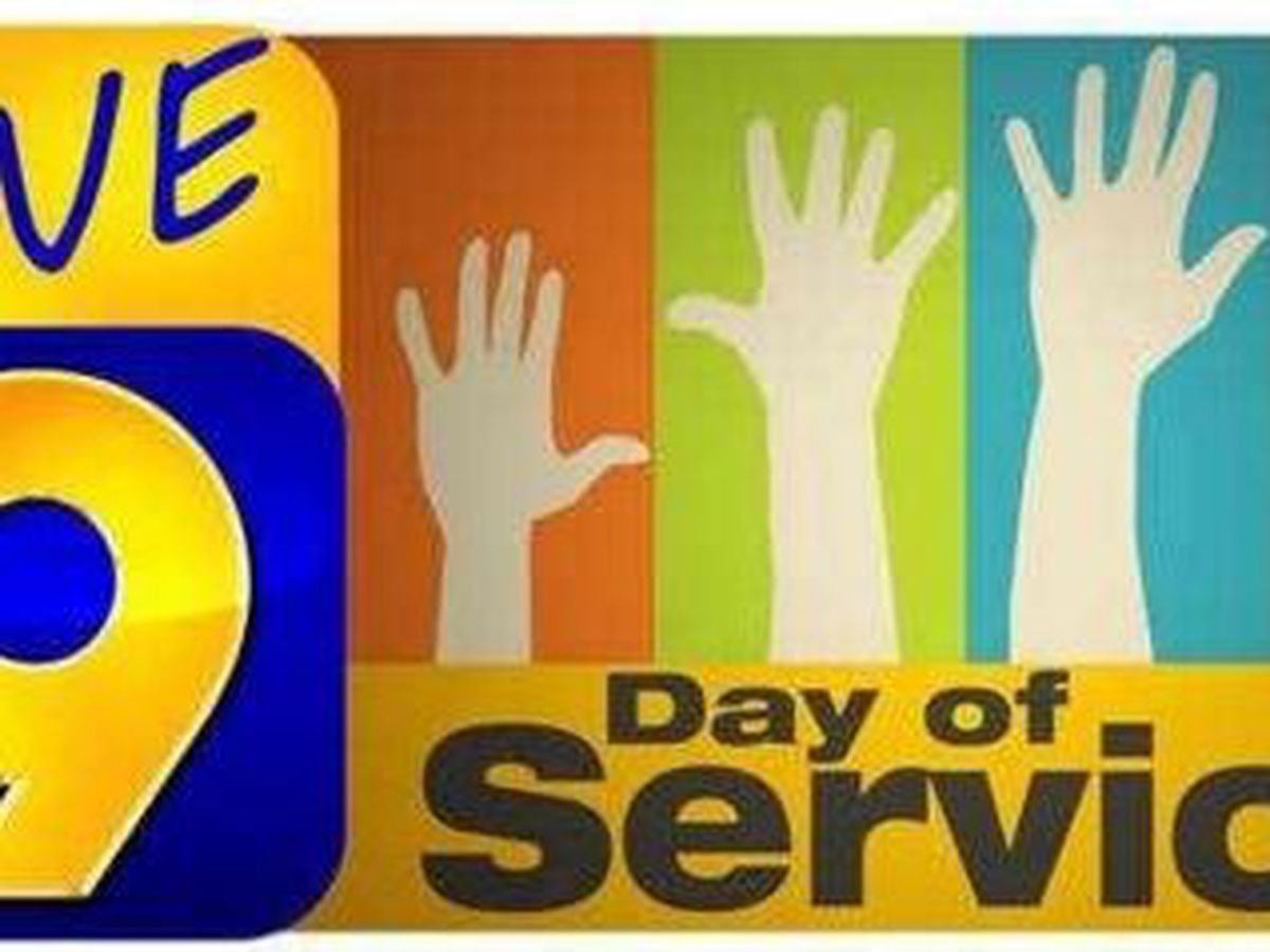 Give 9 Day Of Service - Brown Bag