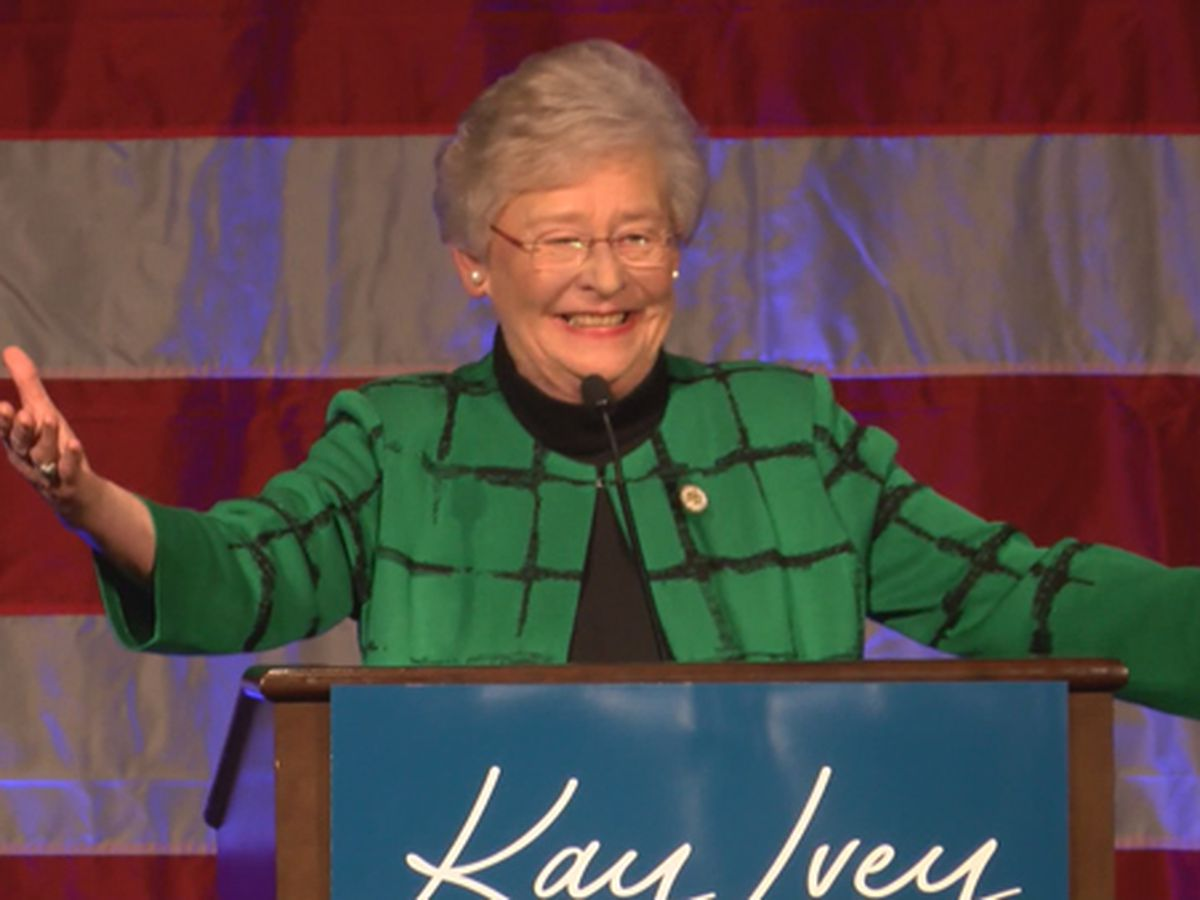 AL Gov. Ivey Announces Inauguration theme