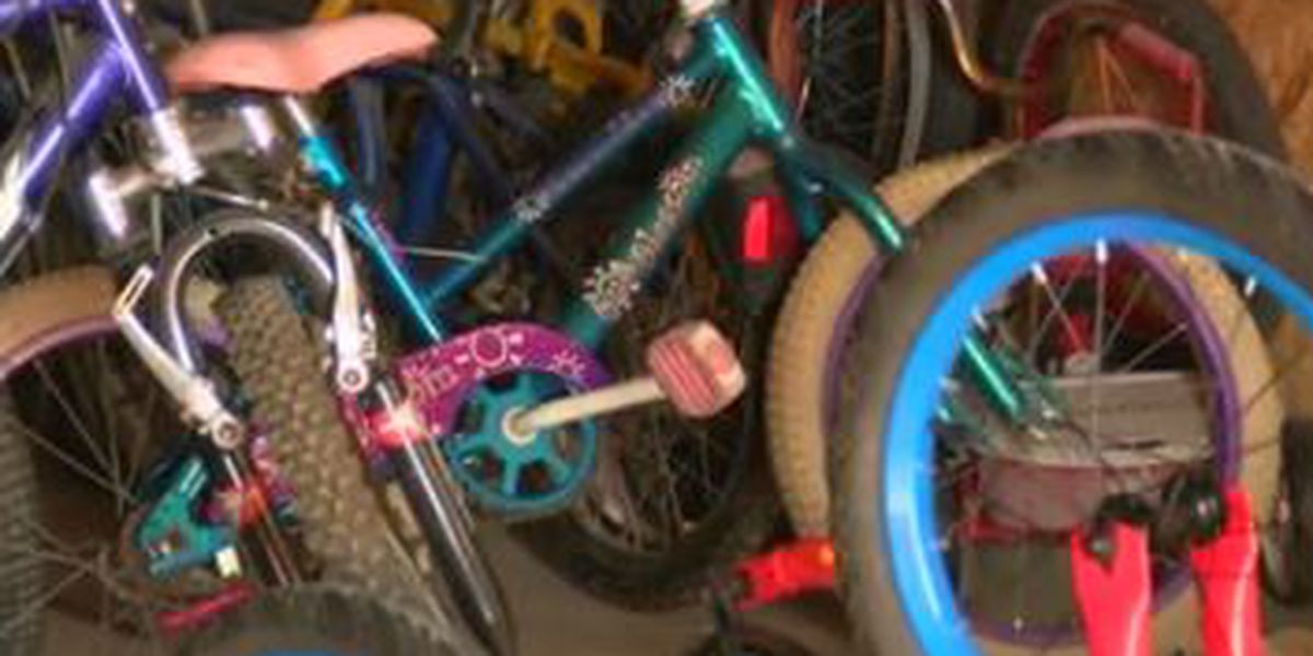 Organization hosting 8th annual children's bike giveaway in Columbus