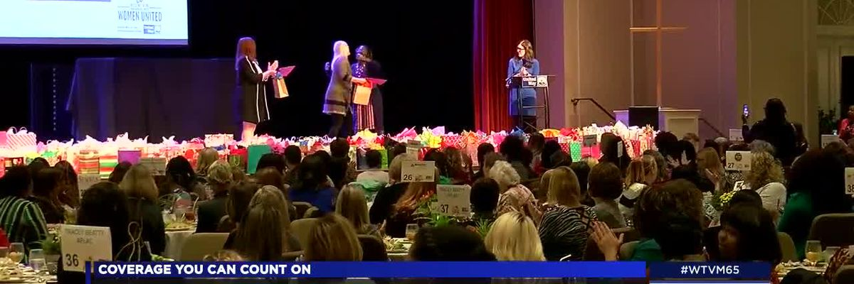 Women United hosts annual Power of the Purse Luncheon in Columbus