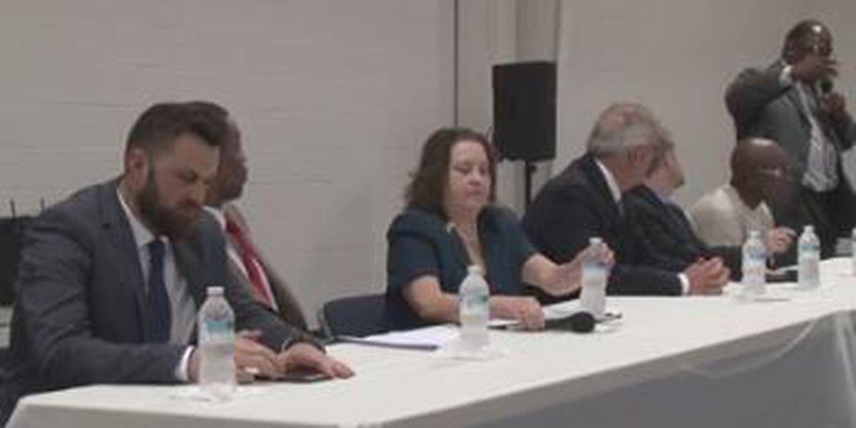 Mayoral forum addresses crime prevention in Columbus