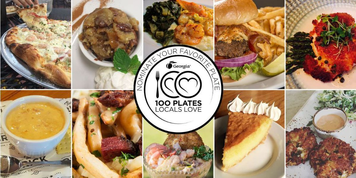 Nominate a local dish for '100 Plates Locals Love'