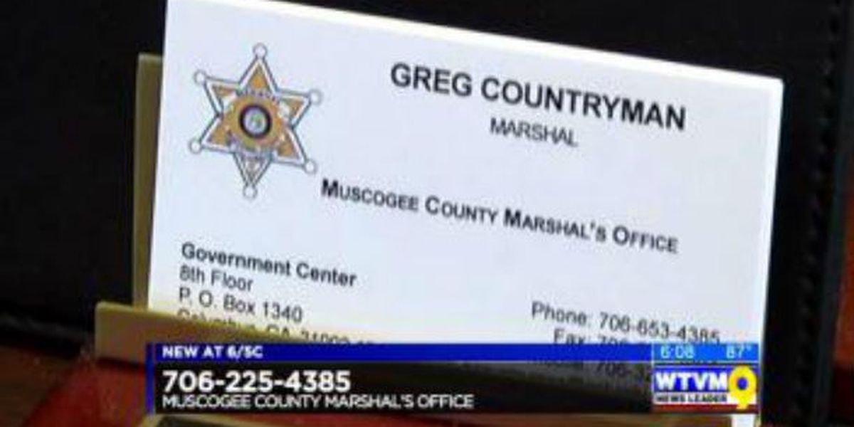 Marshal's Office offers security training for churches