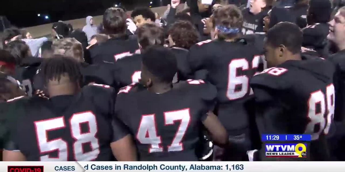 Callaway wins GHSA 2A state football title