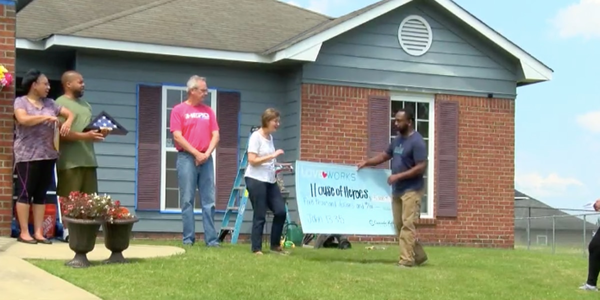 MILITARY MATTERS: House of Heroes back to work with church volunteers