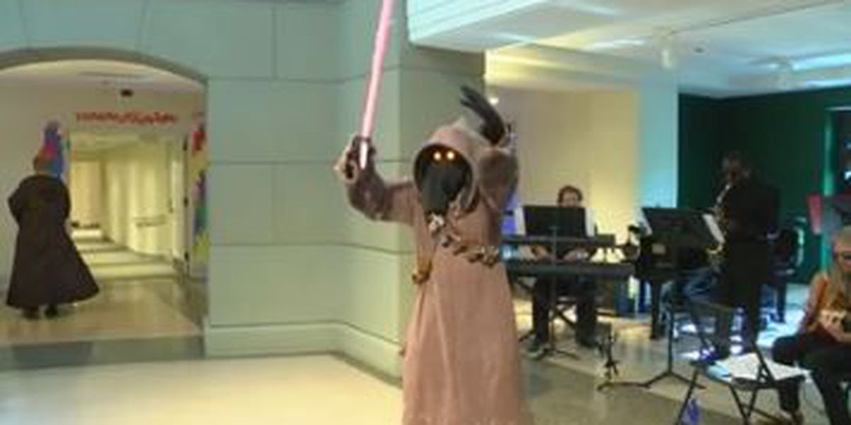 Star Wars Day celebrated at the Columbus Museum