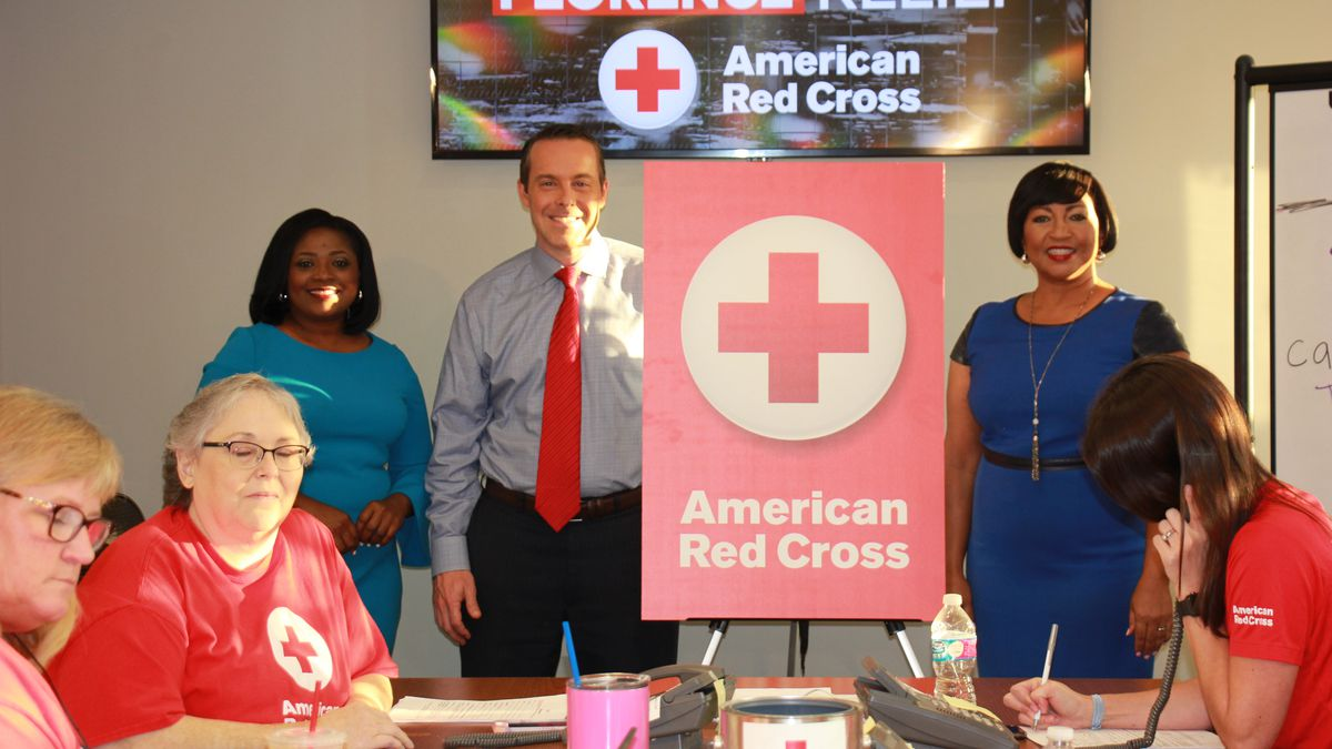 WTVM Editorial 10/9/18: Red Cross Day of Giving