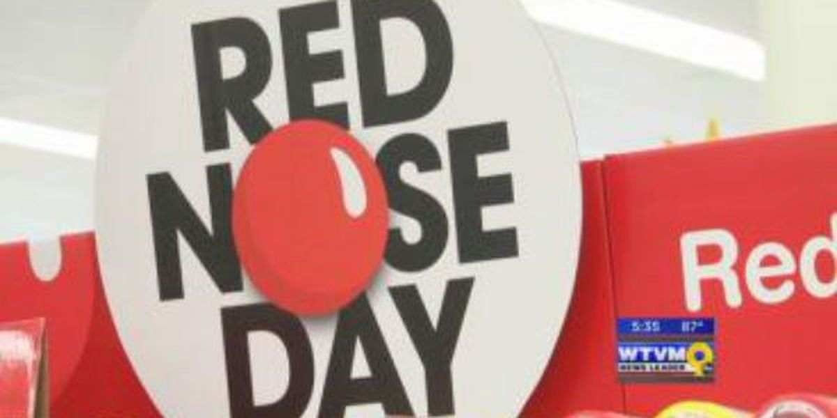 Red Nose Campaign benefiting charities kicks off
