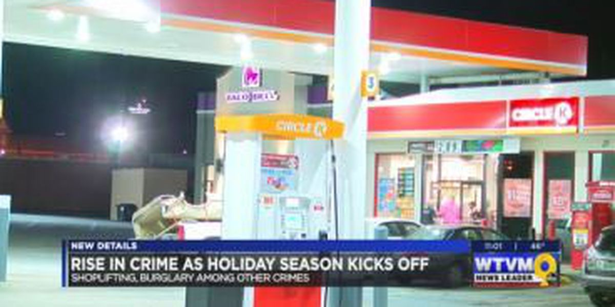 CPD investigating reports of burglaries, thefts during the holiday season