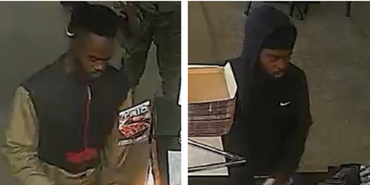 Opelika police release surveillance photos of fraud, theft suspects