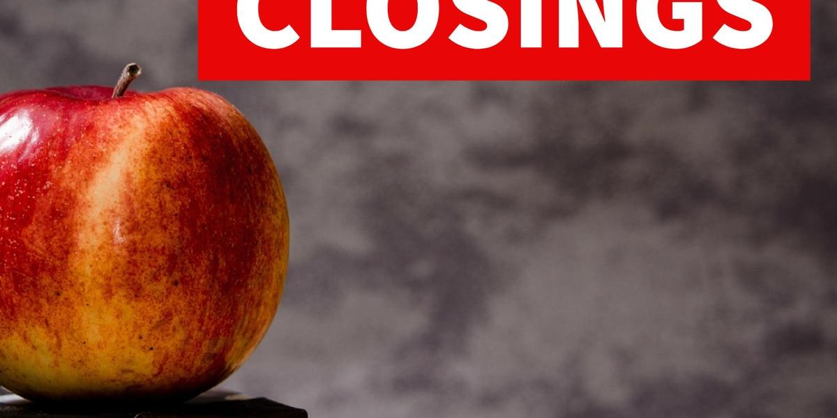School closures in the Chattahoochee Valley