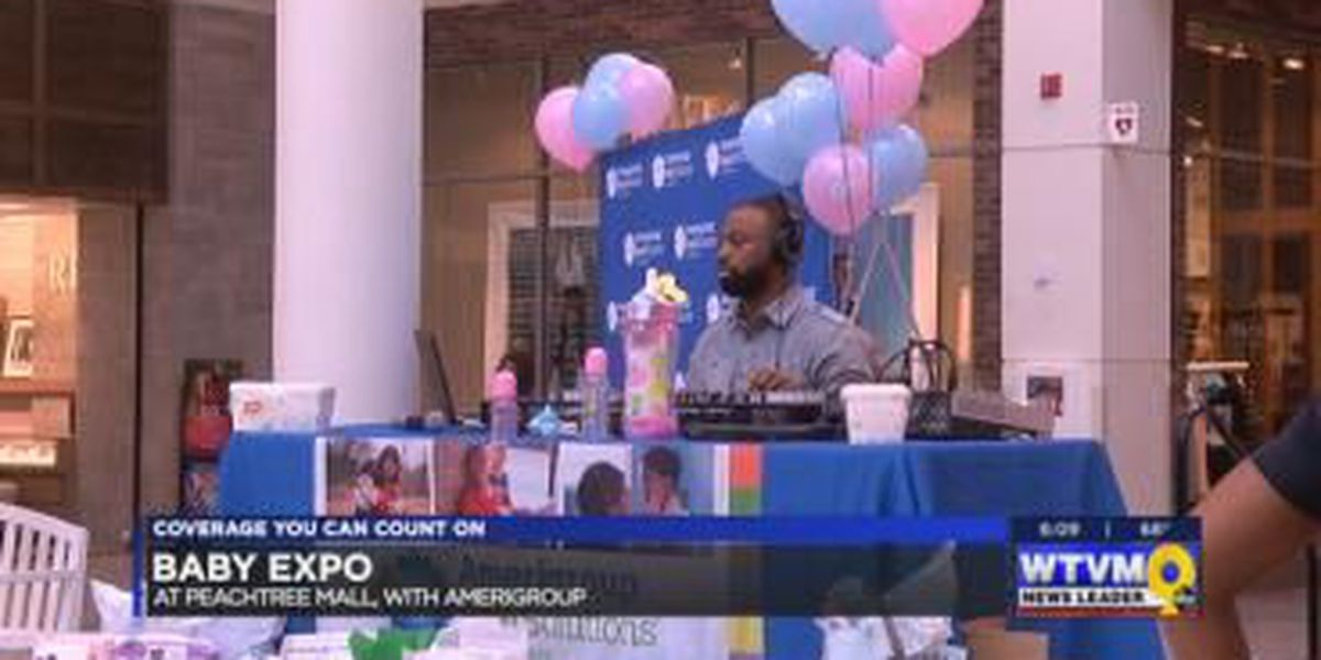 Amerigroup hosts Baby Expo at Peachtree Mall