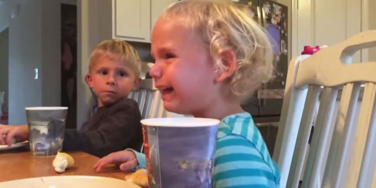 VIDEO: Big brother asks little sister, 'Have you had a nap today?'