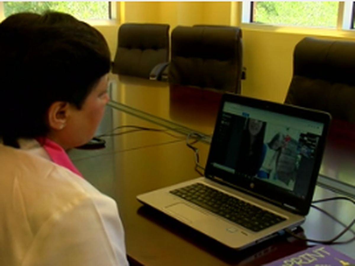 Phenix City doctor's office using telemedicine for patient visits