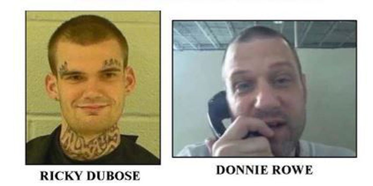 Columbus police on high alert for GA escaped inmates