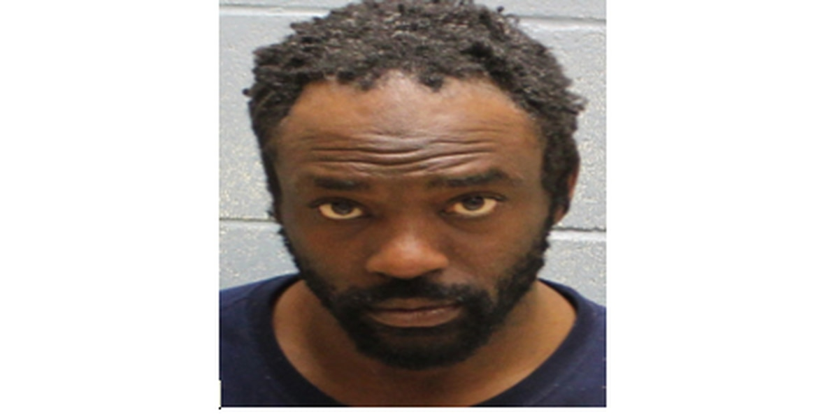 Homeless man arrested for breaking into vehicle on Gateway Dr. in Opelika