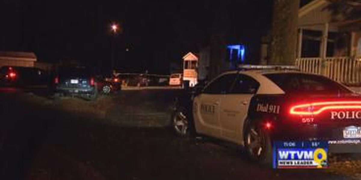 Columbus police investigate possible shooting at Sea Breeze mobile homes