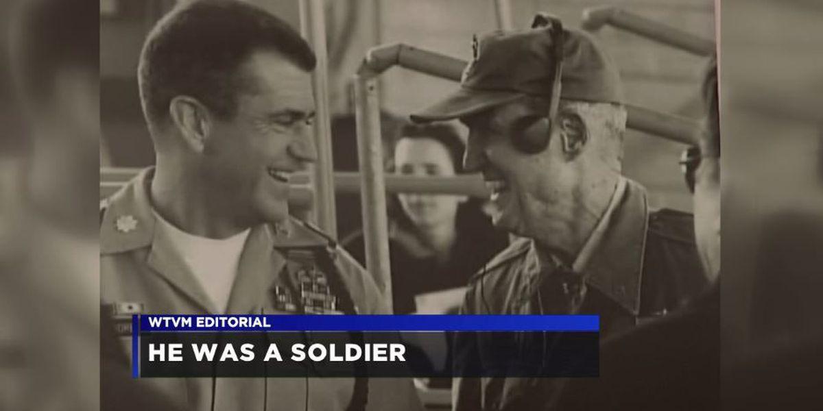 WTVM Editorial 2/18/17: Remembering Lt. Gen. Hal Moore