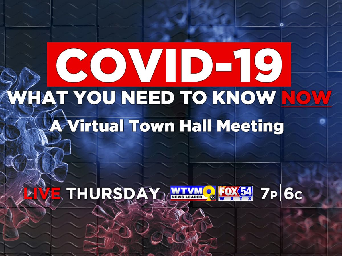 WTVM to air COVID-19 Special Report