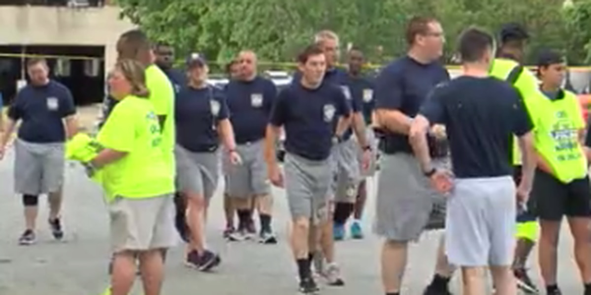 CPD participates in annual Torch Run to raise money for GA Special Olympics
