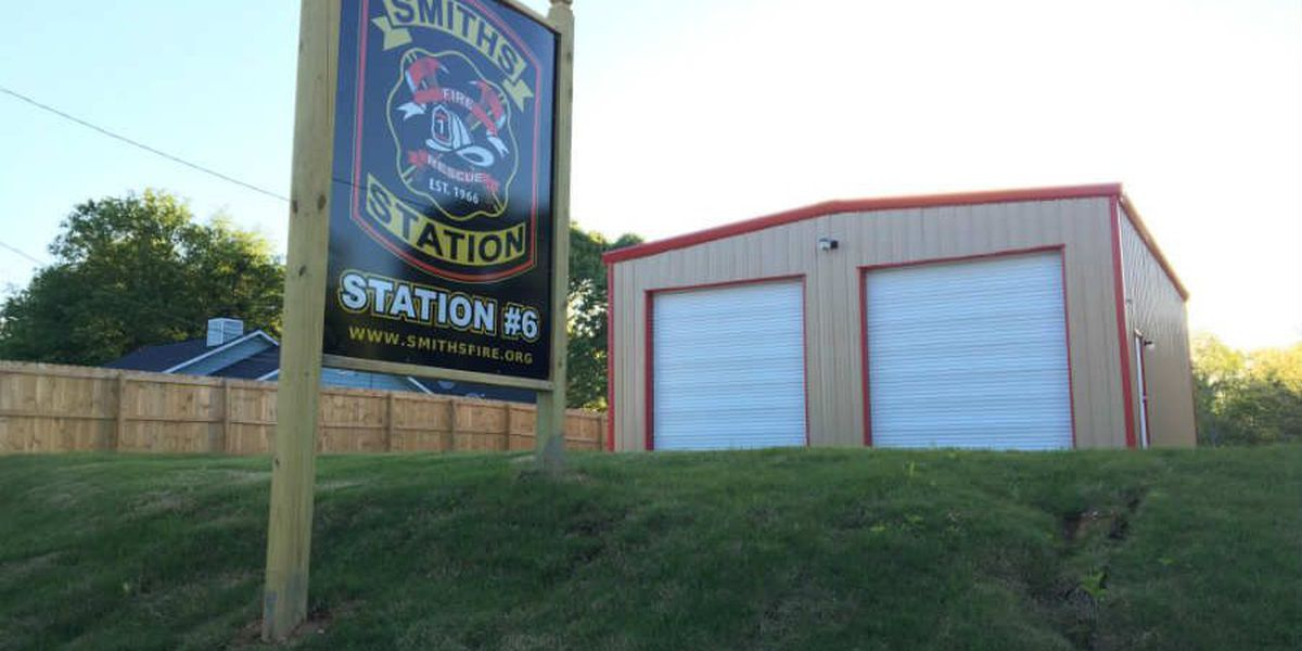 Smiths Station Fire & Rescue Dept. opens sixth station