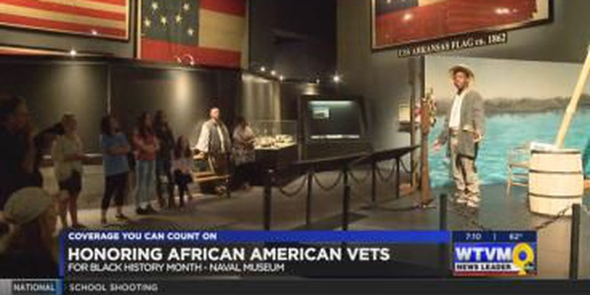 National Naval Museum in Columbus honors Black History Month